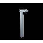 Подъемная колонна на 80 кг, 35 мм/сек, длина хода 650 мм, три секции, прямоугольное сечение 80x50 мм