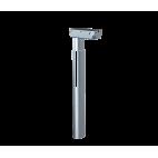 Подъемная колонна на 80 кг, 32 мм/сек, длина хода 500 мм, две секции, овальное сечение 91x57 мм