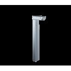 Подъемная колонна на 80 кг, 35 мм/сек, длина хода 650 мм, три секции, прямоугольное сечение 90x60 мм