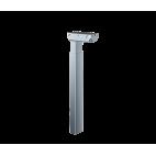 Подъемная колонна на 80 кг, 32 мм/сек, длина хода 500 мм, две секции, прямоугольное сечение 80x50 мм
