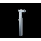 Подъемная колонна на 80 кг, 35 мм/сек, длина хода 650 мм, три секции, квадратное сечение 70x70 мм