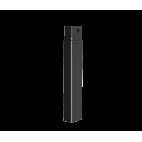 Подъемная колонна с соосным двигателем, монтажной длиной 518 мм и длиной хода 660 мм.  Три секции, прямоугольное сечение.