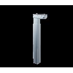 Подъемная колонна на 80 кг, 32 мм/сек, длина хода 500 мм, две секции, квадратное сечение 75x75 мм