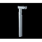 Подъемная колонна на 80 кг, 35 мм/сек, длина хода 650 мм, три секции, овальное сечение 91x57 мм