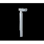 Подъемная колонна на 80 кг, 32 мм/сек, длина хода 500 мм, две секции, круглое сечение Ø70 мм