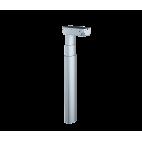 Подъемная колонна на 80 кг, 35 мм/сек, длина хода 650 мм, две секции, овальное сечение 90x60 мм